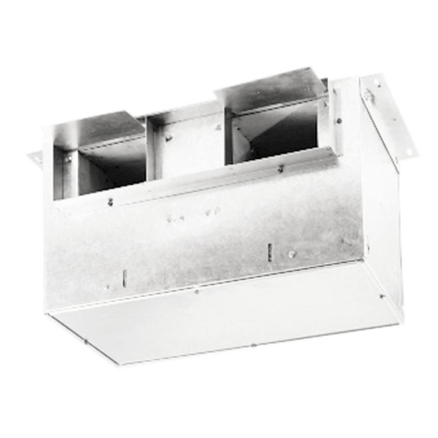Broan 1.6-Sone 406-CFM White Bathroom Fan