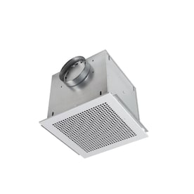 Broan Quiet Fans 1 4 Sone 150 Cfm White Bathroom Fan Energy Star In The Bathroom Fans Heaters Department At Lowes Com