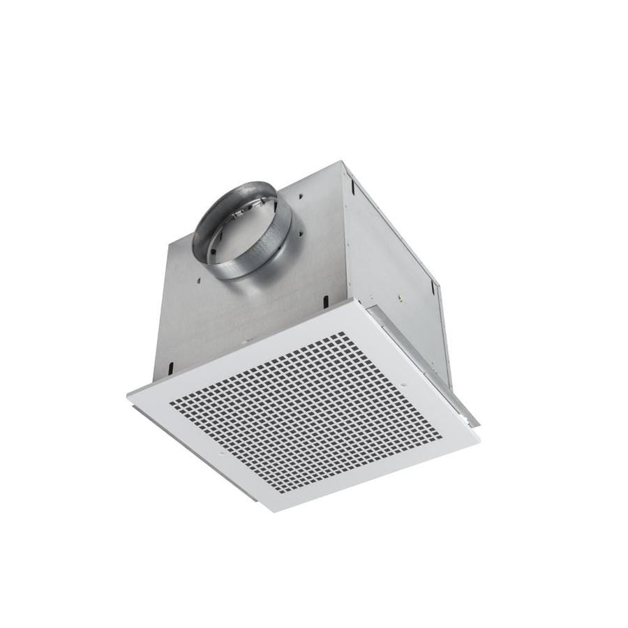 Broan High Capacity Ventilator 2.5-Sone 265-CFM White Bathroom Fan At Lowes.com