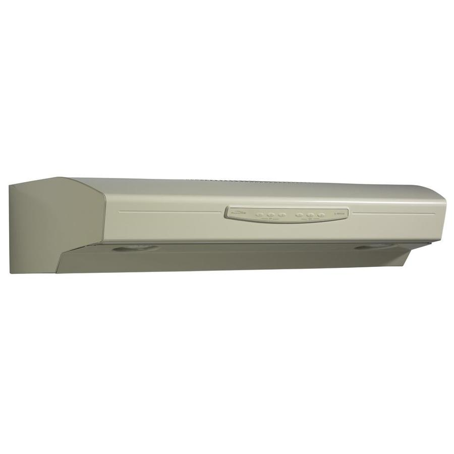 Broan Undercabinet Range Hood (Almond) (Common: 30-in; Actual: 29.87-in)