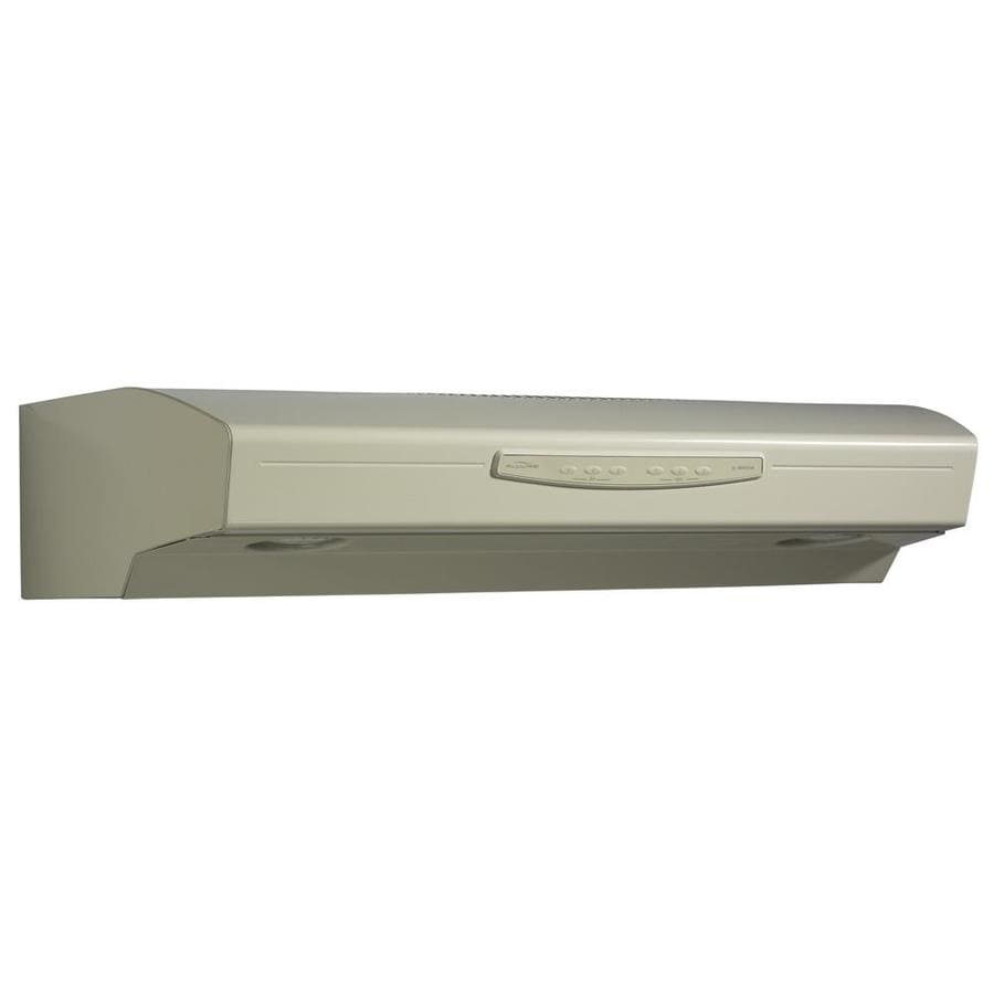 Broan Undercabinet Range Hood (Almond) (Common: 30-in; Actual: 29.8700-in)