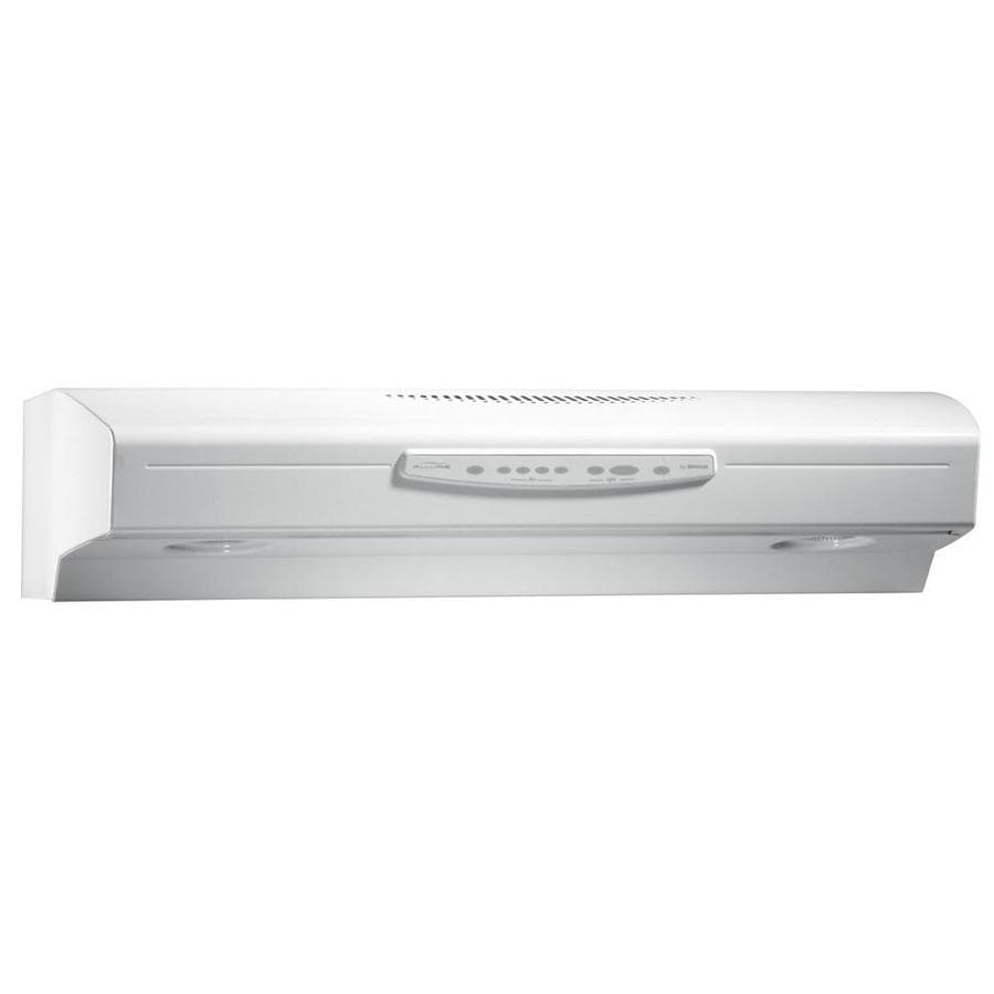 Broan Undercabinet Range Hood (Bisque) (Common: 36-in; Actual: 35.87-in)