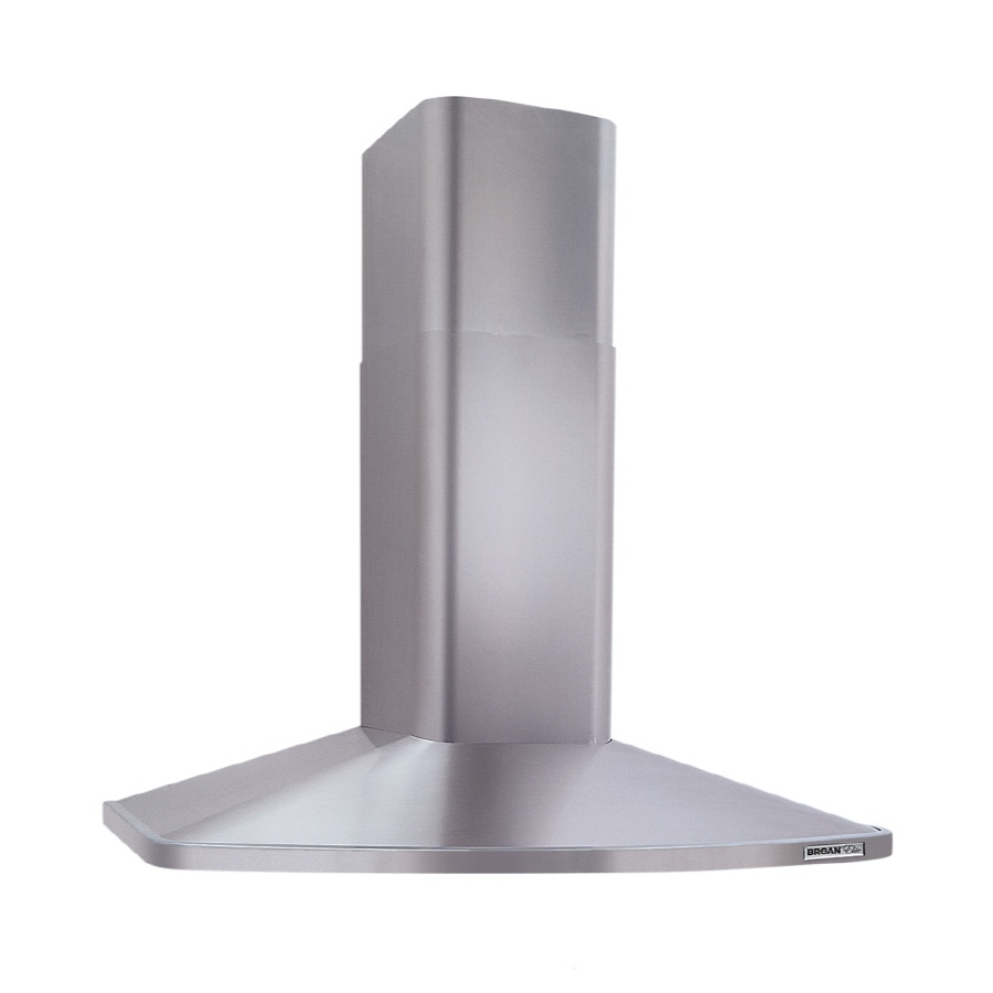 Broan Convertible Wall-Mounted Range Hood (Stainless steel) (Common: 36-in; Actual: 36-in)