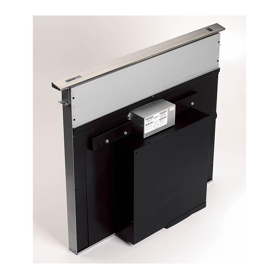 Broan 48-in Downdraft Range Hood (Stainless Steel)