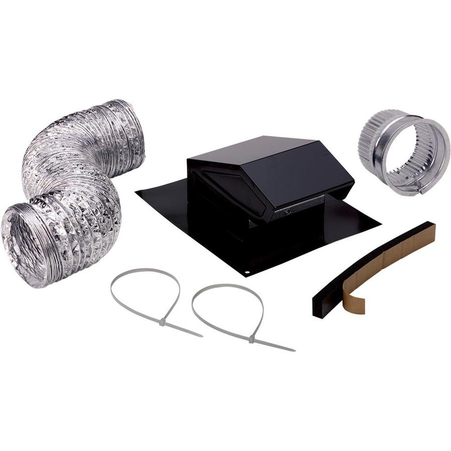 Shop Broan Metal Roof Vent Kit At Lowes Com