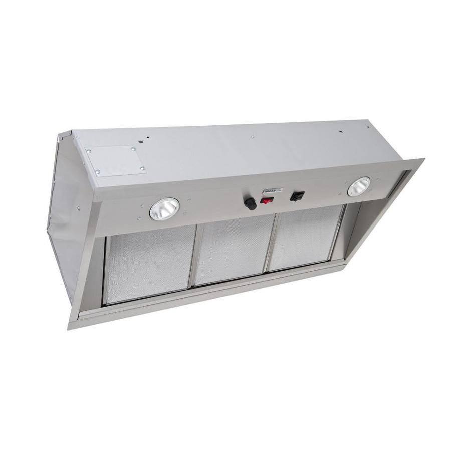 Broan Undercabinet Range Hood (Stainless Steel) (Common: 33-in; Actual: 32.37-in)
