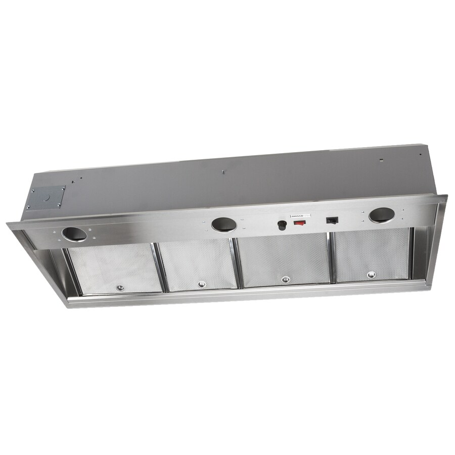 Broan Undercabinet Range Hood (Stainless Steel) (Common: 45-in; Actual: 44.37-in)