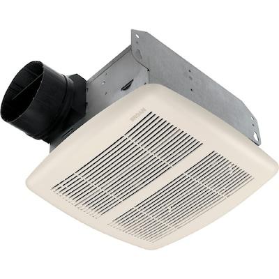 Astonishing Broan 2 5 Sone 80 Cfm White Bathroom Fan At Lowes Com Home Interior And Landscaping Ologienasavecom
