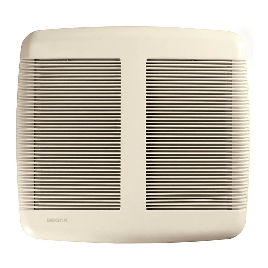Broan 1.3-Sone 110-CFM White Bathroom Fan
