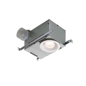 Broan 1 5 Sone 70 Cfm White Bathroom Fan Energy Star