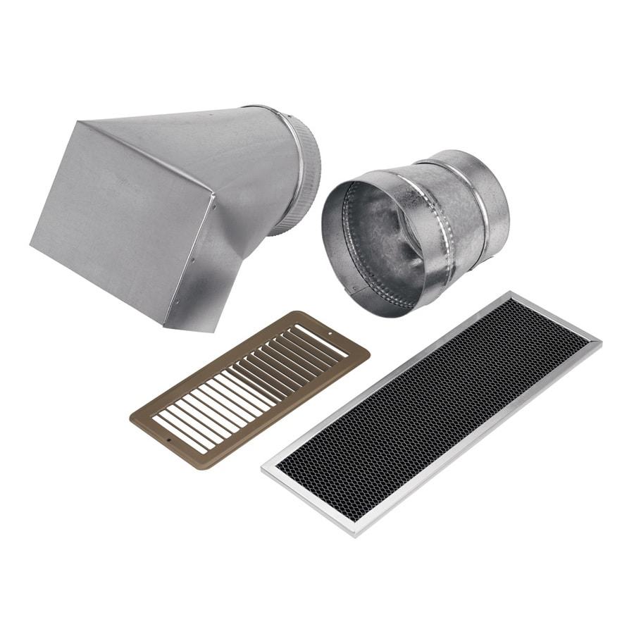 Broan Duct-Free Undercabinet Range Hood Exhaust Kit (Various)
