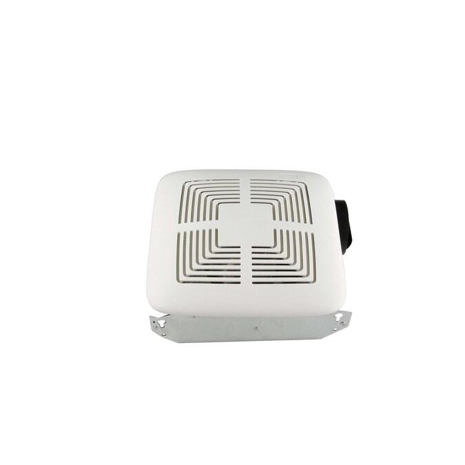 Broan 4-Sone 70-CFM White Bathroom Fan in the Bathroom ...