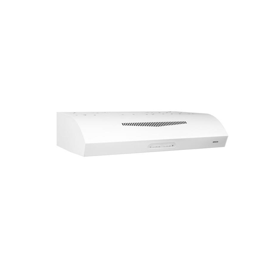 Broan Undercabinet Range Hood (White) (Common: 36-in; Actual: 35.87-in)