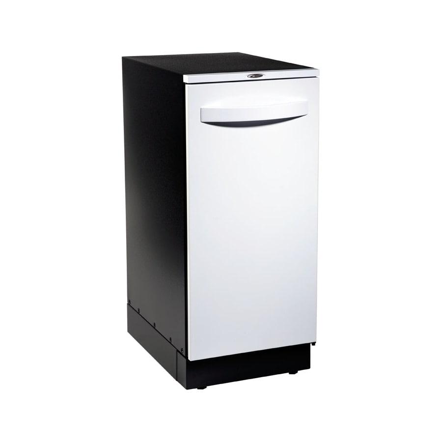 Broan 14.87-in White Undercounter Trash Compactor