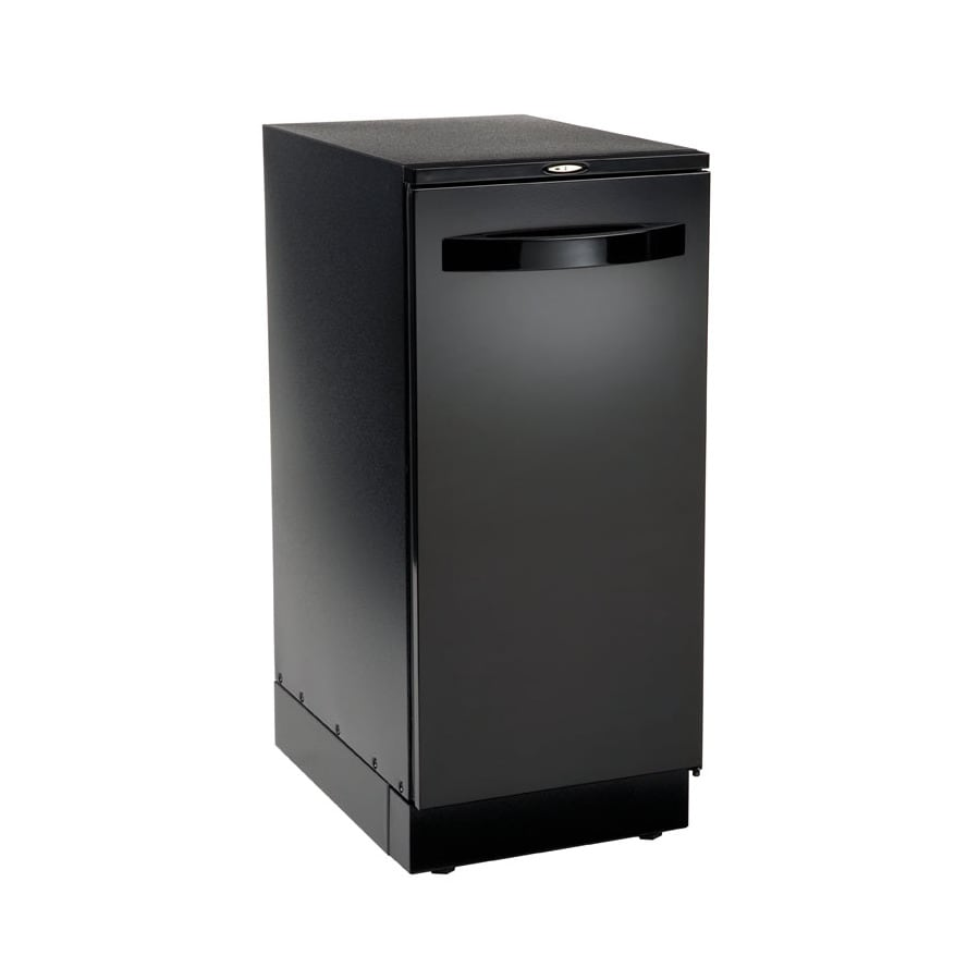 Broan 14.87-in Black Undercounter Trash Compactor