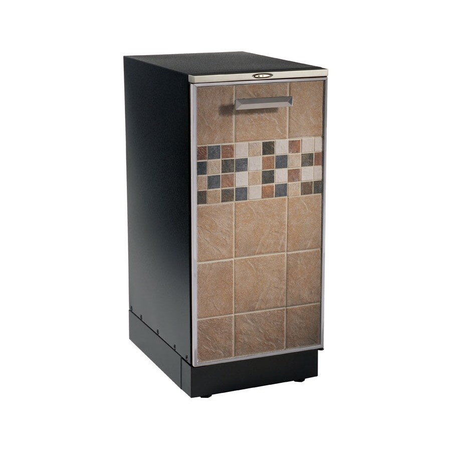 Broan 15-in Tile Trim Undercounter Trash Compactor