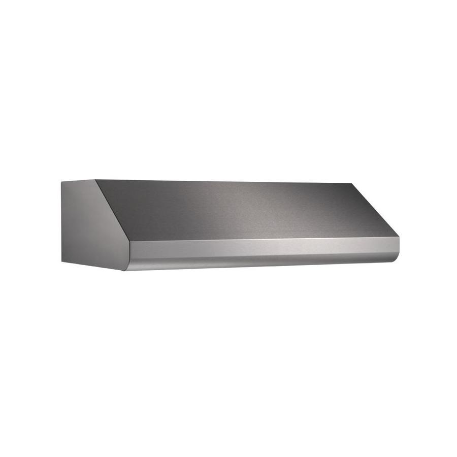Broan Convertible Wall-Mounted Range Hood (Stainless Steel) (Common: 36-in; Actual 35.87-in)