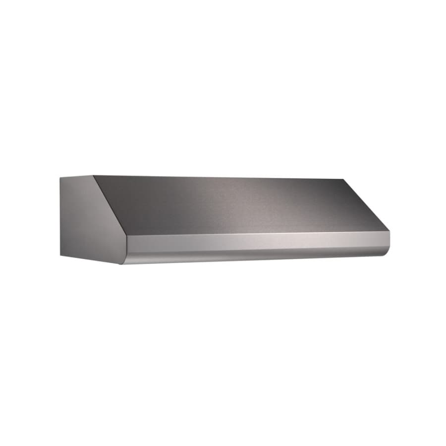 Broan Ducted Wall-Mounted Range Hood (Stainless Steel) (Common: 42-in; Actual: 41.87-in)