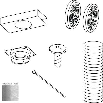 Recirculation kit Range Hood Parts at Lowes.com