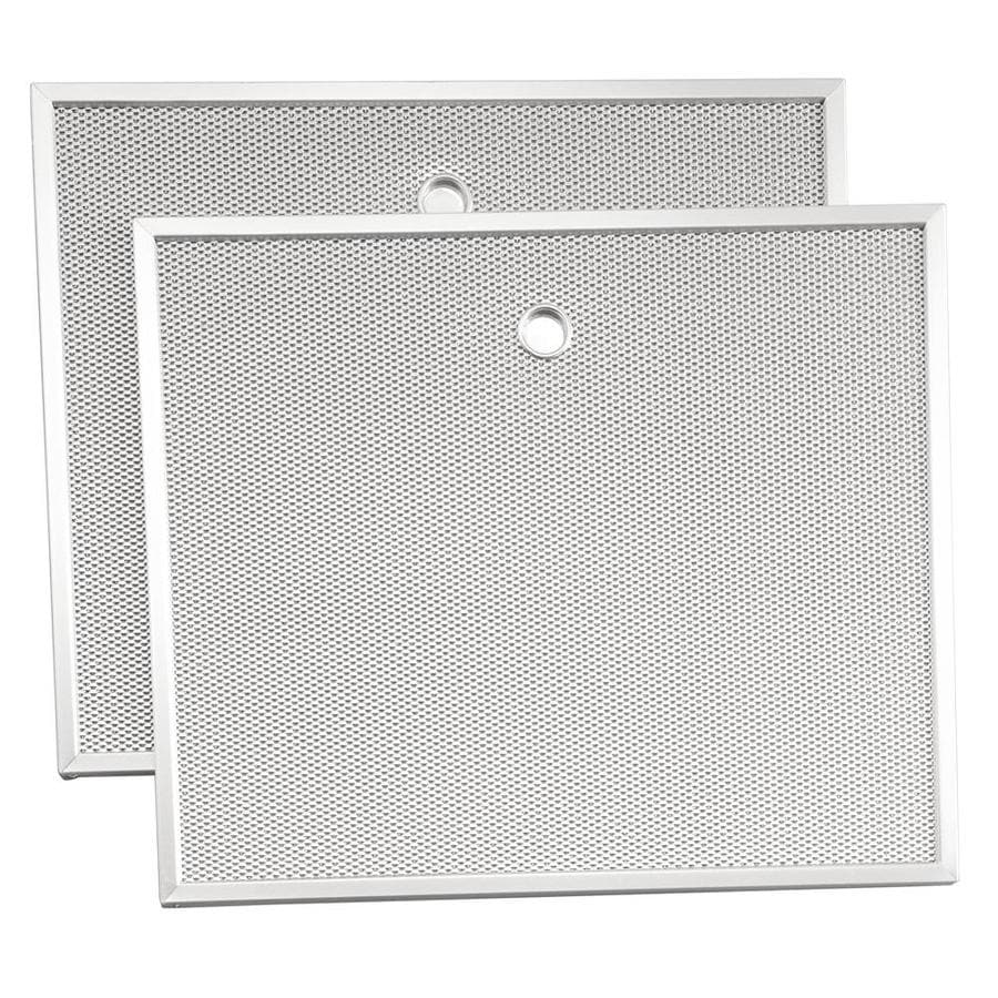 Broan Replacement Aluminum Filter for Use with The Qs3 Series Hoods