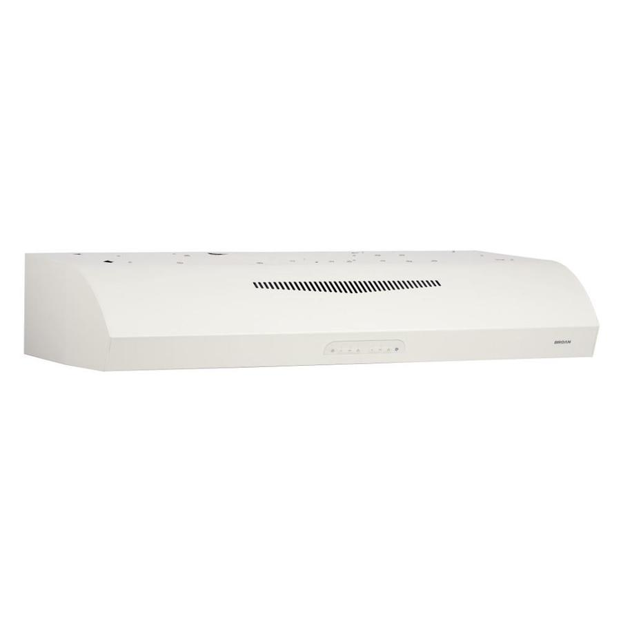 Broan Undercabinet Range Hood (Bisque) (Common: 30-in; Actual: 29.87-in)