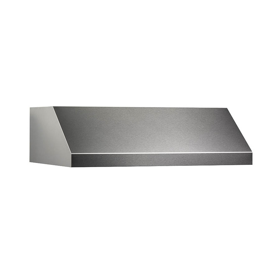 Broan Ducted Wall-Mounted Range Hood (Stainless) (Common: 30-in; Actual: 30-in)