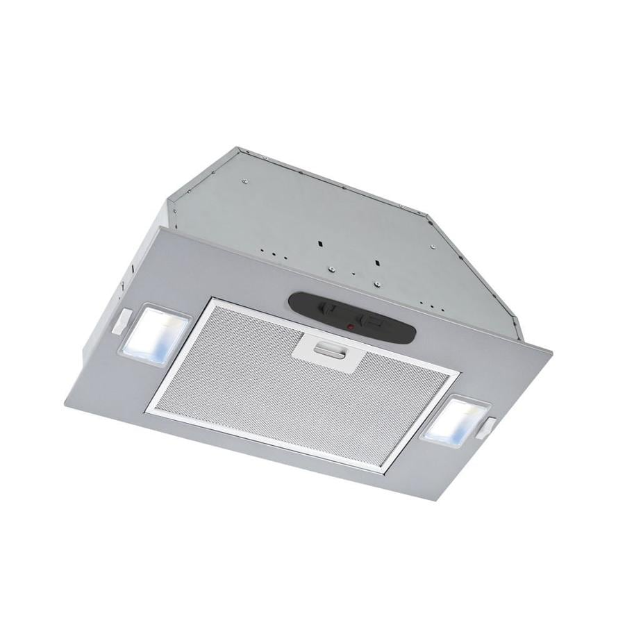 Broan Undercabinet Range Hood (Stainless) (Common: 20-in; Actual: 20.5-in)