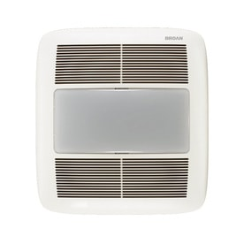 Broan 1 5 Sone 140 Cfm White Bathroom Fan Energy Star