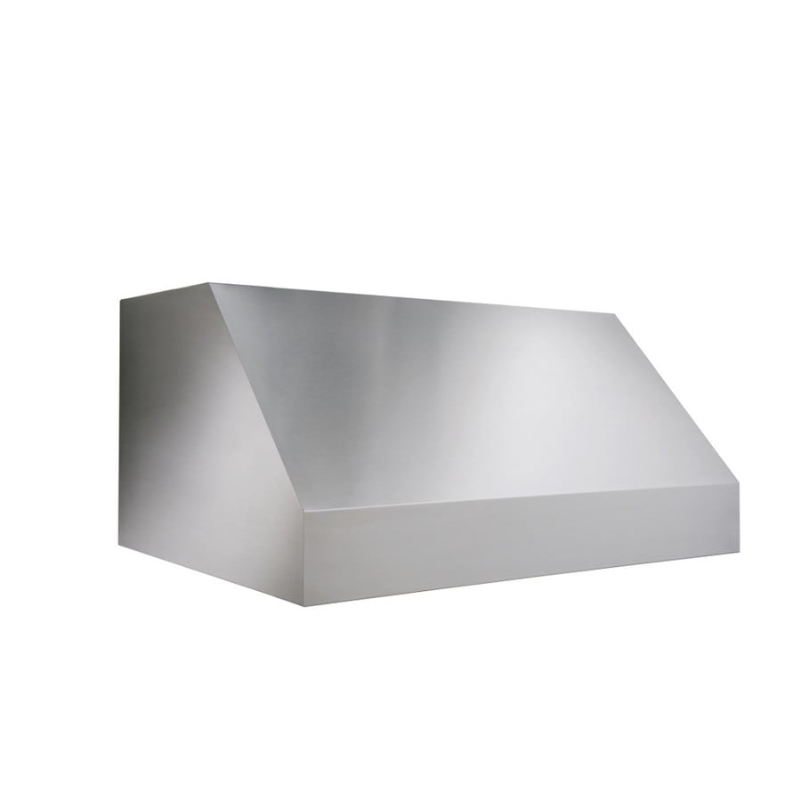 Broan Ducted Wall-Mounted Range Hood (Stainless steel) (Common: 48-in; Actual: 48-in)