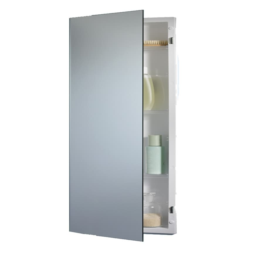 Shop Broan Pillar 10 5 In X 34 In Rectangle Recessed
