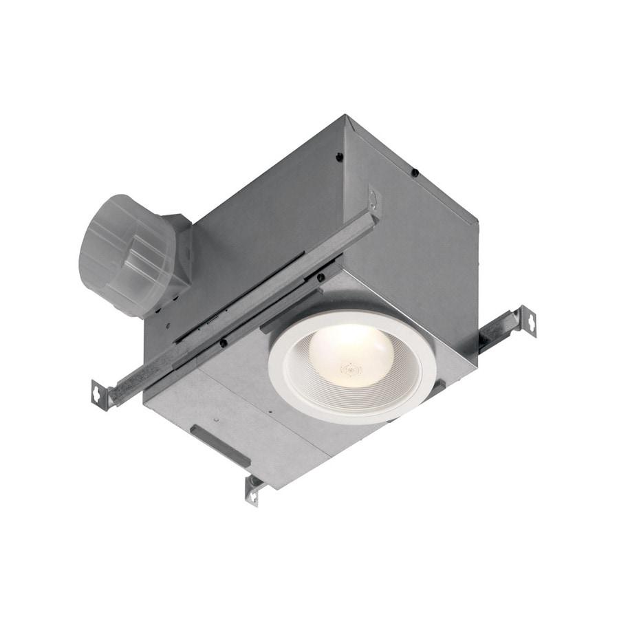Broan 1.5-Sone 70-CFM White Bathroom Fan ENERGY STAR