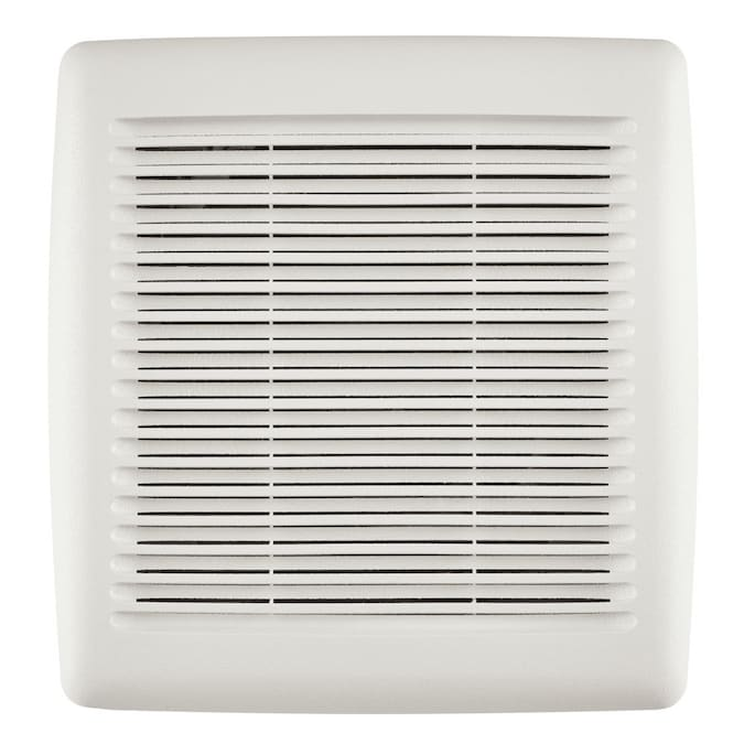 Broan InVent Series 0.5-Sone 50-CFM White Bathroom Fan ...