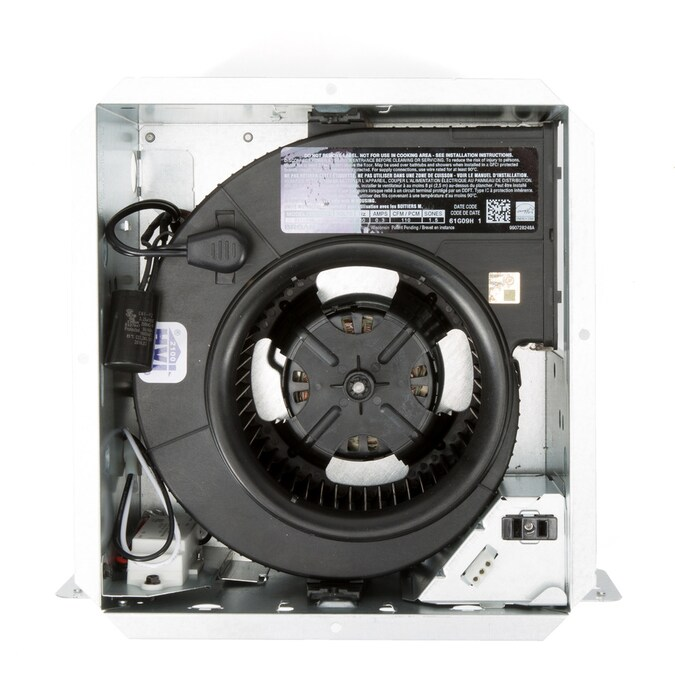 Broan InVent 1.5-Sone 110-CFM White Bathroom Fan ENERGY ...