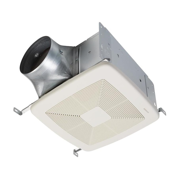 Broan Qtdc Series 110 150 Cfm Bathroom Exhaust Fan Energy Star 174 In The Bathroom Fans Heaters Department At Lowes Com