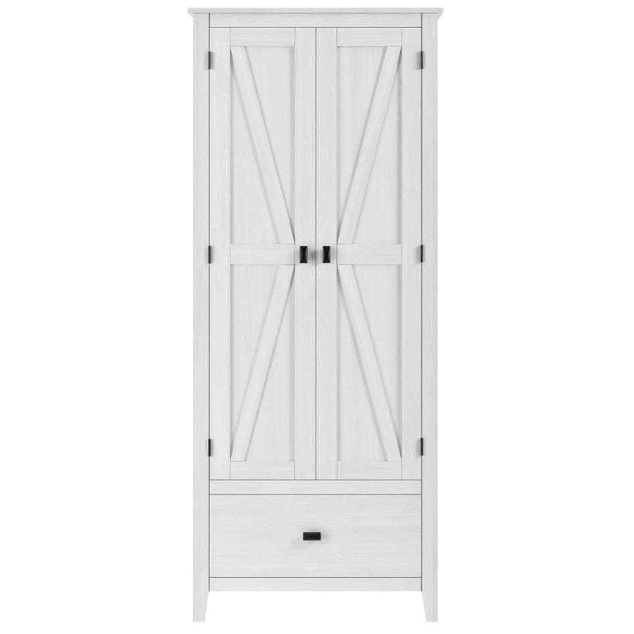 Lowe S Knotty Pine Cabinets: Ameriwood Home System BuildWinthrop 30 In. Wide Storage