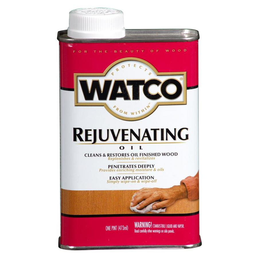 Watco 16 Fl Oz Rejuvenating Oil At Lowes Com