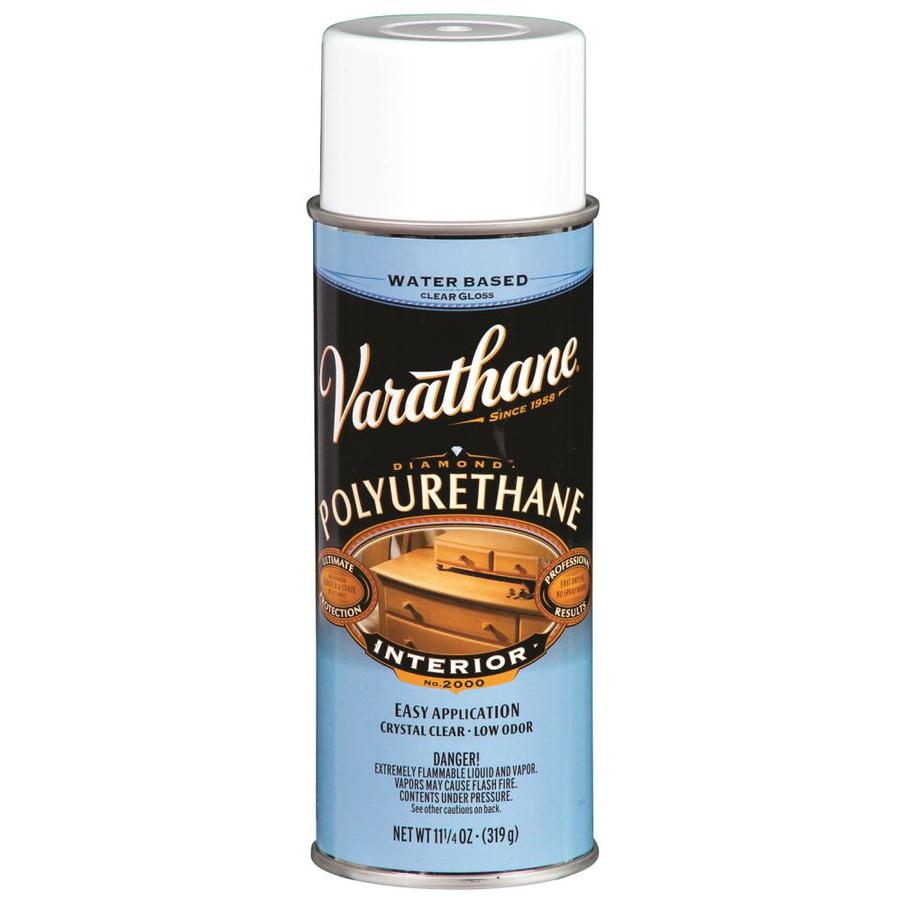 Rust-Oleum Varathane Clear Varnish Spray Paint (Actual Net Contents: 11.25-oz)