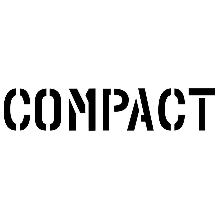 "Stencil Ease 6"" Compact Sign Stencil"