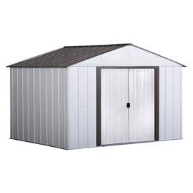 metal storage sheds at lowes com