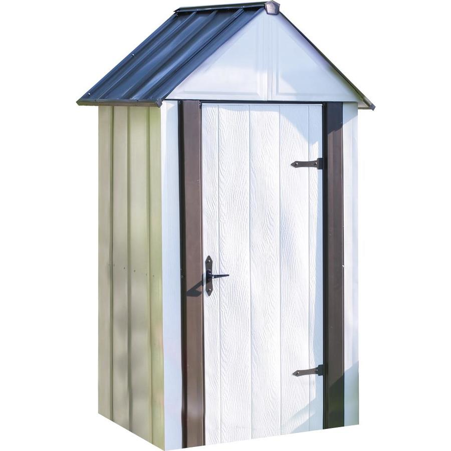 Shop arrow common 4 ft x 3 ft interior dimensions 4 for Garden shed 4 x 3
