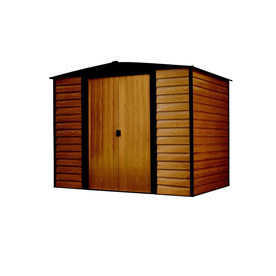 Garden Sheds 9 X 5 shop metal storage sheds at lowes