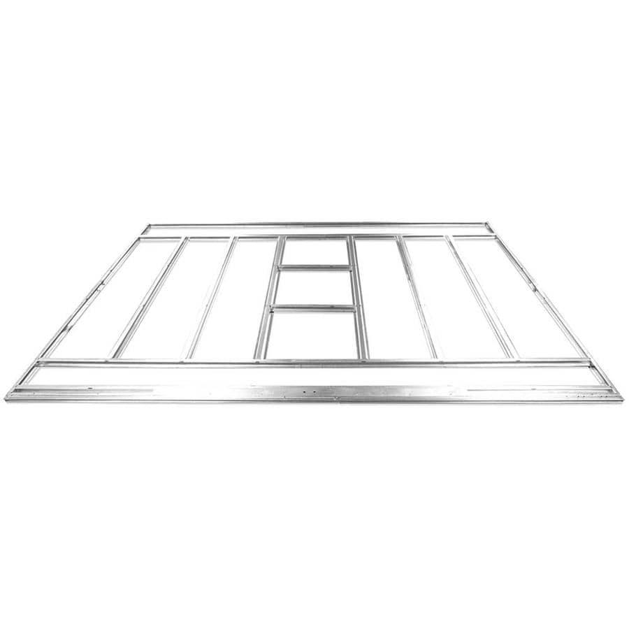 Arrow 9.85-ft x 6.96-ft Metal Storage Shed Floor Kit