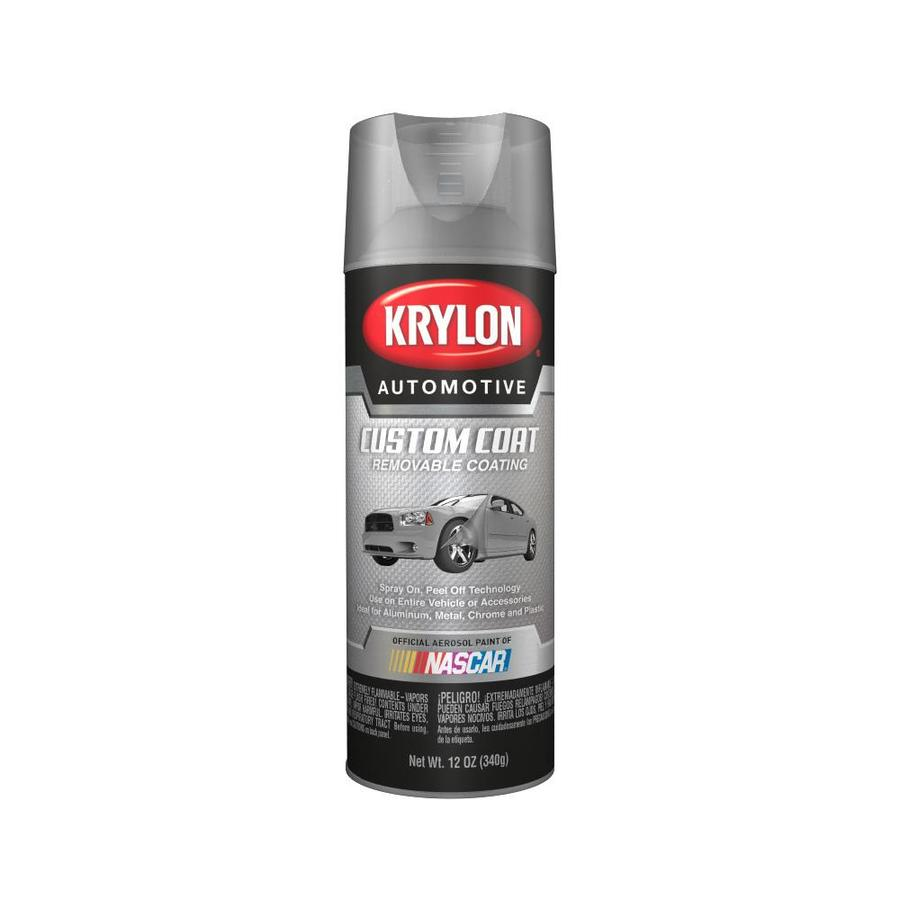 Krylon Krylon Automotive Clear Spray Paint (Actual Net Contents: 12-oz)