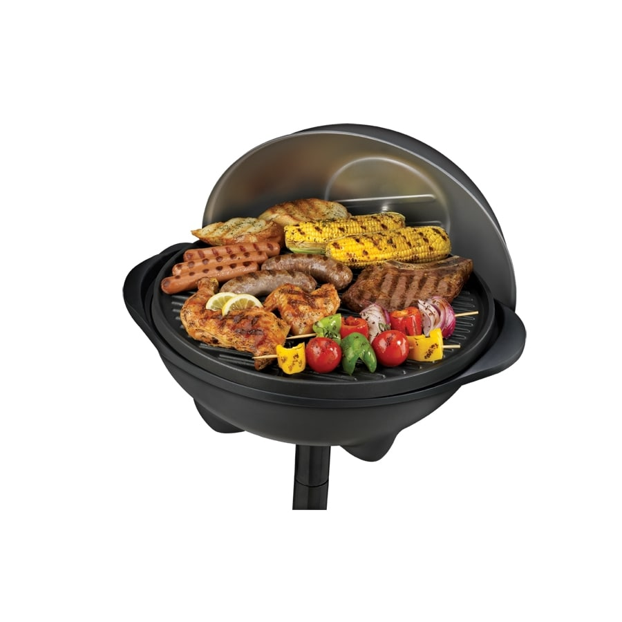 George Foreman Indoor Outdoor 1600-Watt Electric Grill
