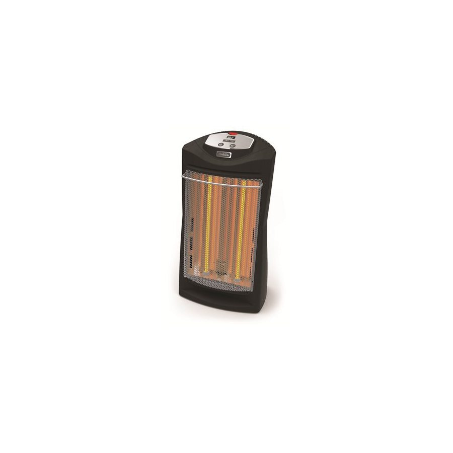Sunbeam Quartz Radiant Tower Electric Space Heater with Thermostat