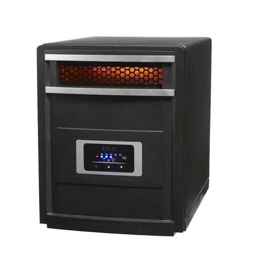Idylis 5 118 Btu Infrared Cabinet Electric Space Heater