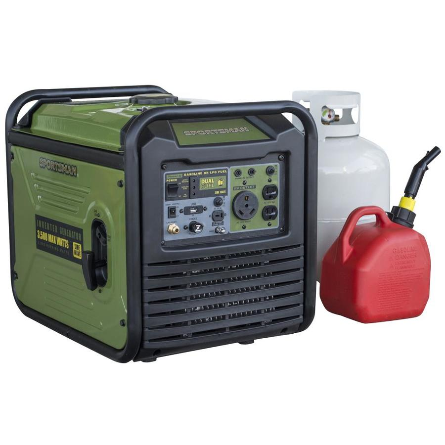 Portable Propane Fuel Inverter Generator Portable Oxygen For You Portable Oxygen Concentrators Approved For Air Travel Portable Closet White: Sportsman 3000-Running-Watt Inverter Gasoline/Propane