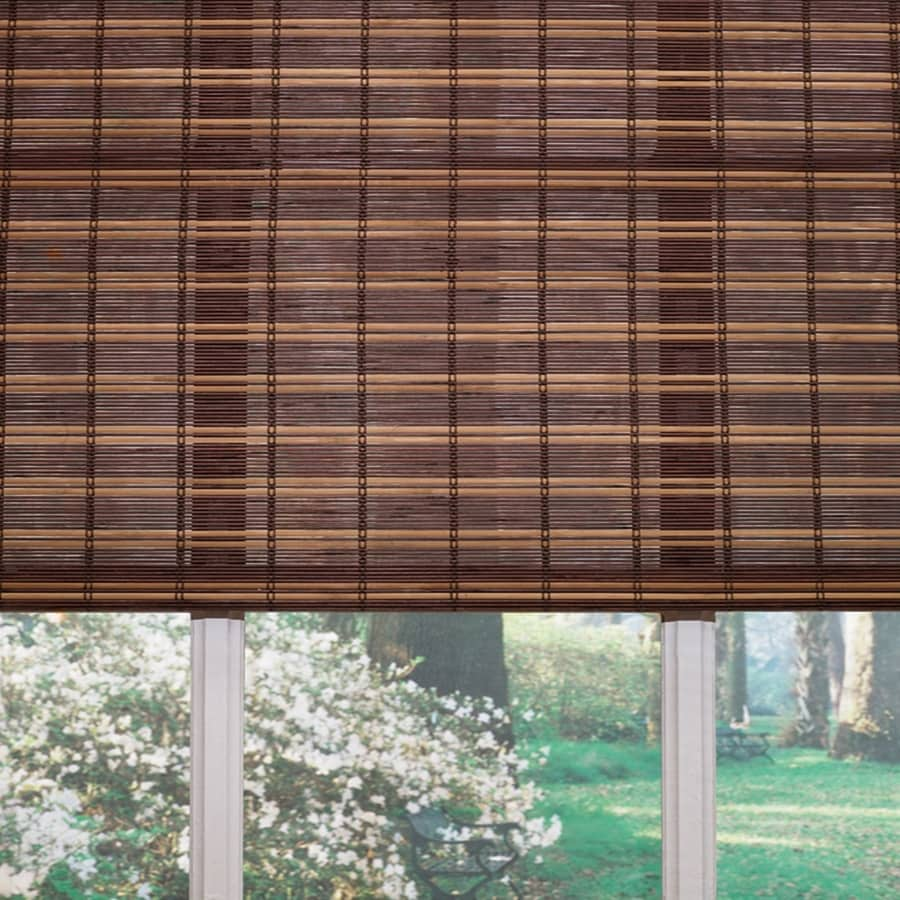29 Best Roman Blinds By Tonic Living Images On Pinterest: Levolor Fruitwood Light Filtering Woven Wood Natural Roman