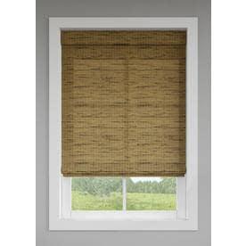 cordless window shades cellular levolor tatami light filtering cordless bamboo natural shade common 48in 64 window shades at lowescom
