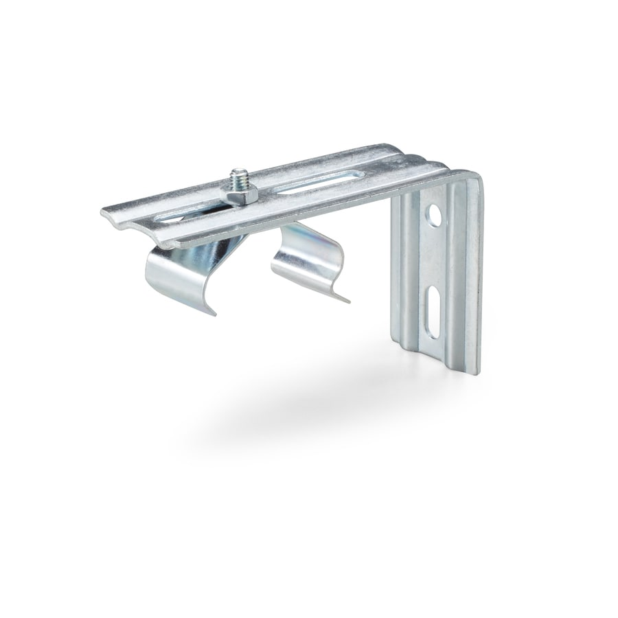 Levolor 2-Piece Stainless Steel Metal Vertical Blind Brackets